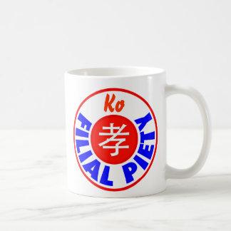 Kindliche Frömmigkeit - Ko Kaffeetasse