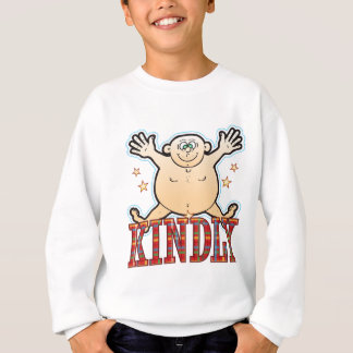 Kindly fetter Mann Sweatshirt