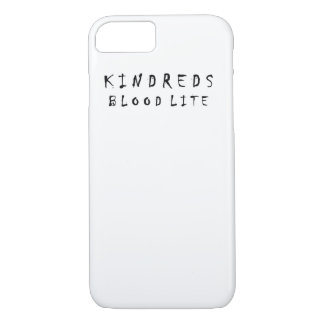 Kindreds-Blut iPhone 7 Fall iPhone 8/7 Hülle