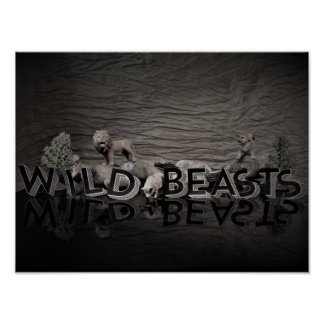 KindWildBeasts Plakat