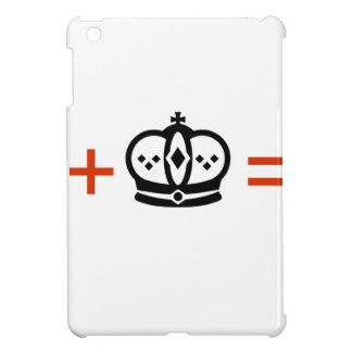 king_plus_queen_equals_love2.ai iPad mini hülle