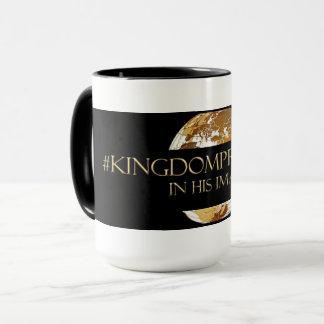 #KINGDOMPRENEUR- IN SEINEM BILD TM TASSE