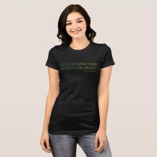 #KINGDOMPRENEUR - VERKÜNDEN SIE IHRE MILLIONEN TM T-Shirt