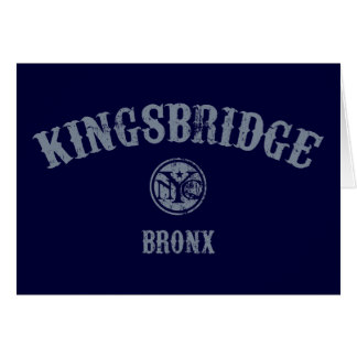 Kingsbridge Karte