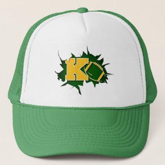 Kingsburg Jugend-Fußball-Hüte Truckerkappe