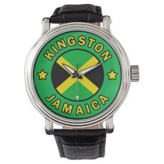 Kingston Jamaika Armbanduhr
