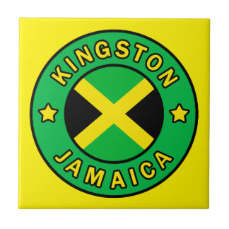 Kingston Jamaika Fliese