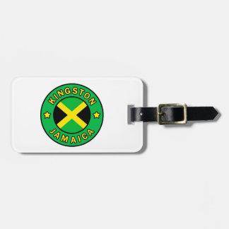 Kingston Jamaika Gepäckanhänger