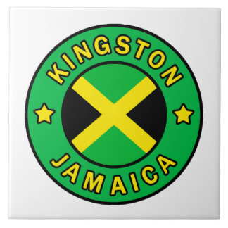 Kingston Jamaika Keramikfliese