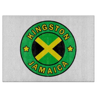 Kingston Jamaika Schneidebrett