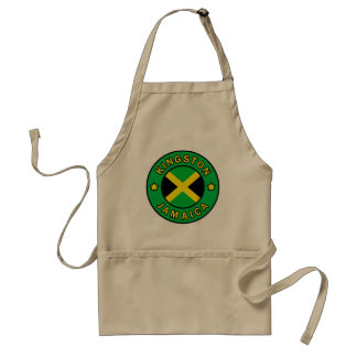 Kingston Jamaika Schürze