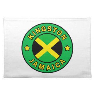Kingston Jamaika Stofftischset