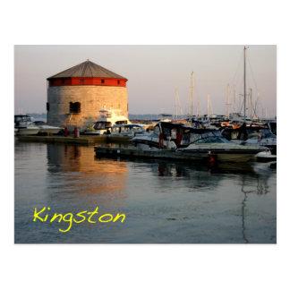 Kingston Postkarte