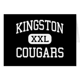 Kingston - Pumas - Highschool - Kadett Missouri Karte