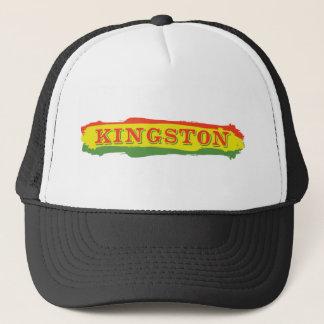 Kingston-Streifen Truckerkappe
