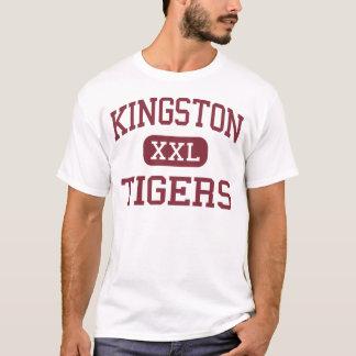 Kingston - Tiger - hoch - Kingston New York T-Shirt