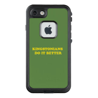 Kingstonians verbessert es Fall iPhone7 LifeProof FRÄ' iPhone 8/7 Hülle