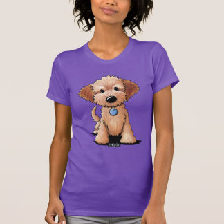KiniArt Goldendoodle Welpe T-Shirt