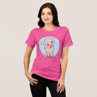 KiniArt Piggy T-Shirt