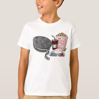 Kino 3D T-Shirt