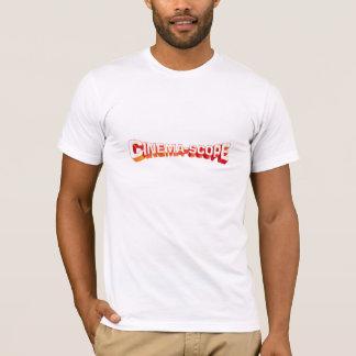 Kino-Bereich 3D Grafik T-Shirt