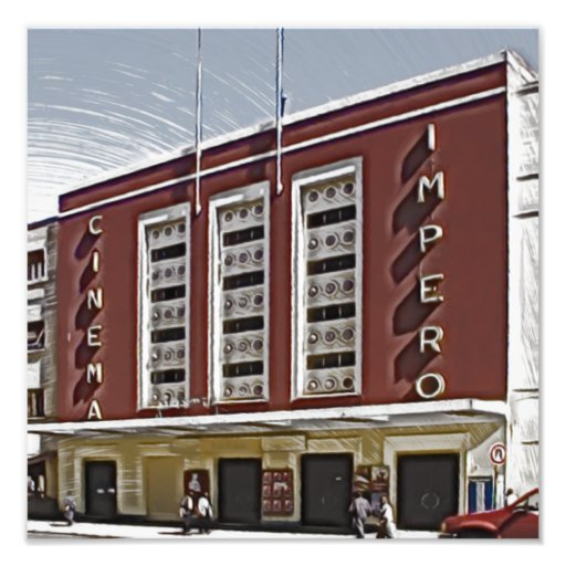 Kino Impero, Asmara Kunstphotos