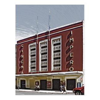 Kino Impero, Asmara Postkarte