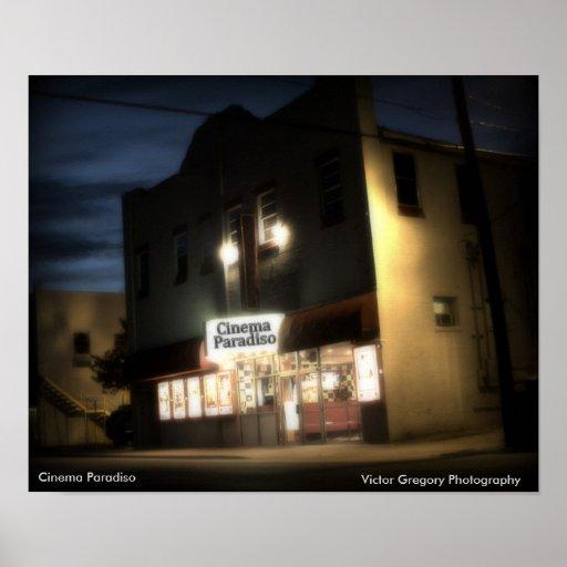 Kino Paradiso, Siegers-Gregory-Fotografie Plakate