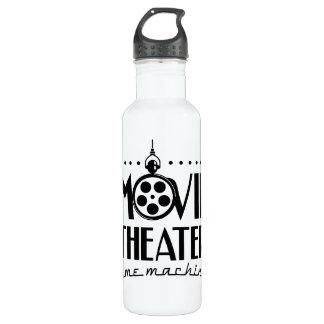 Kino-Zeit-Maschine Podcast Trinkflasche
