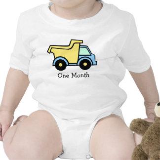 Kipper-erster Monat Babybodys