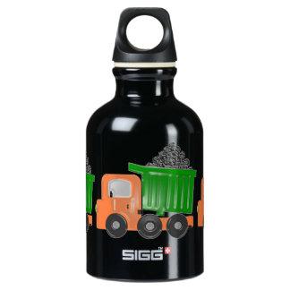 Kipper und Kohle Wasserflasche