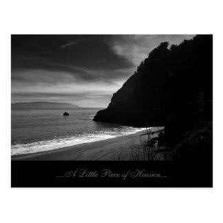 Kirby Strand - ein kleines Stück Himmel Postkarte
