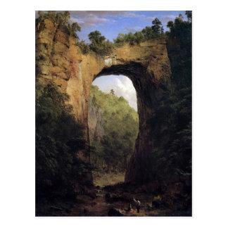 Kirche Frederic Edwin - die natürliche Brücke Postkarten