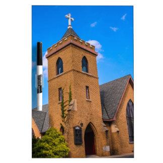 Kirche Memoboard