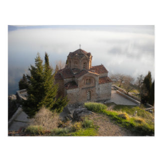 Kirche St. Jovan, Mazedonien Postkarte