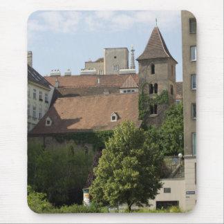 Kirche St. Rupert, Wien Österreich Mousepad