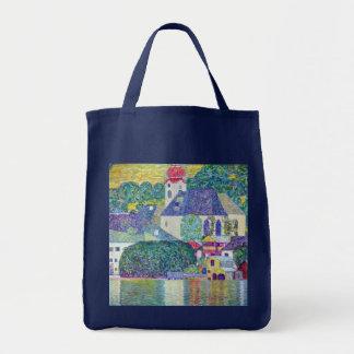 Kirche St. Wolfgang durch Gustav Klimt, Tasche