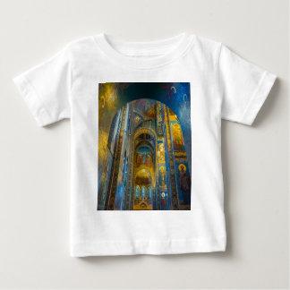 Kirche unseres Retters auf dem verschütteten Blut, Baby T-shirt