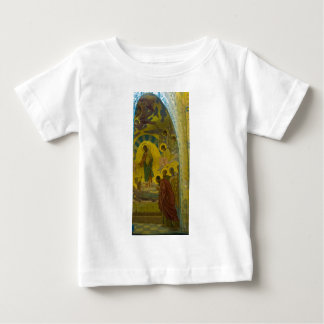 Kirche unseres Retters auf dem verschütteten Blut Baby T-shirt
