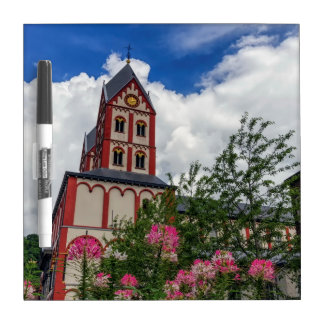 Kirche von St Bartholomew, Lüttich, Belgien Memoboard