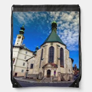 Kirche von St. Catherine, Banska Stiavnica, Sportbeutel