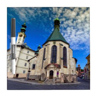 Kirche von St. Catherine, Banska Stiavnica, Trockenlöschtafel
