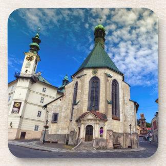 Kirche von St. Catherine, Banska Stiavnica, Untersetzer