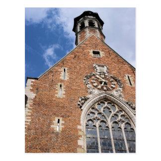 Kirche von St Mary Magdalene - Brüssel, Belgien Postkarten