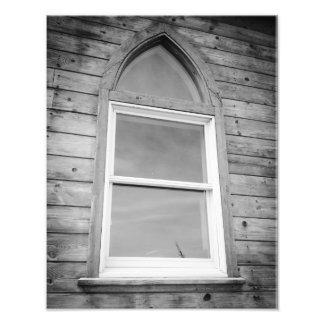 Kirchen-Fenster, Nelson, Nevada Fotodruck