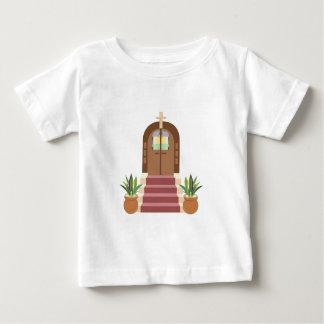 Kirchen-Schritte Baby T-shirt