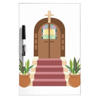 Kirchen-Schritte Memoboard