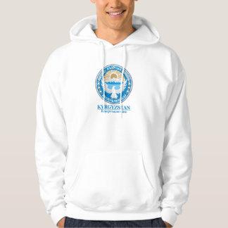 Kirgisistan COA-Shirts Hoodie