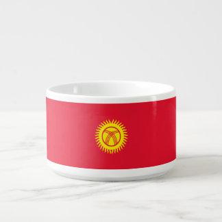 Kirgisistan-Flagge Kleine Suppentasse