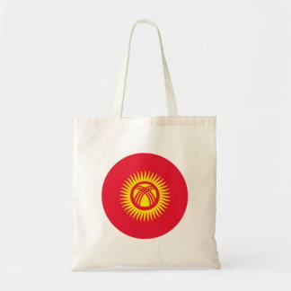 Kirgisistan-Flagge Tragetasche